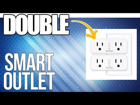 alexa-double-outlet/switch-|-smarthome-|-by-tantan