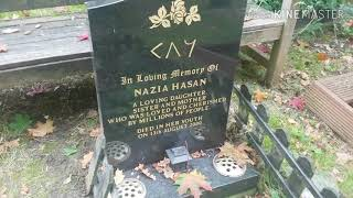 Nazia hassan grave in London