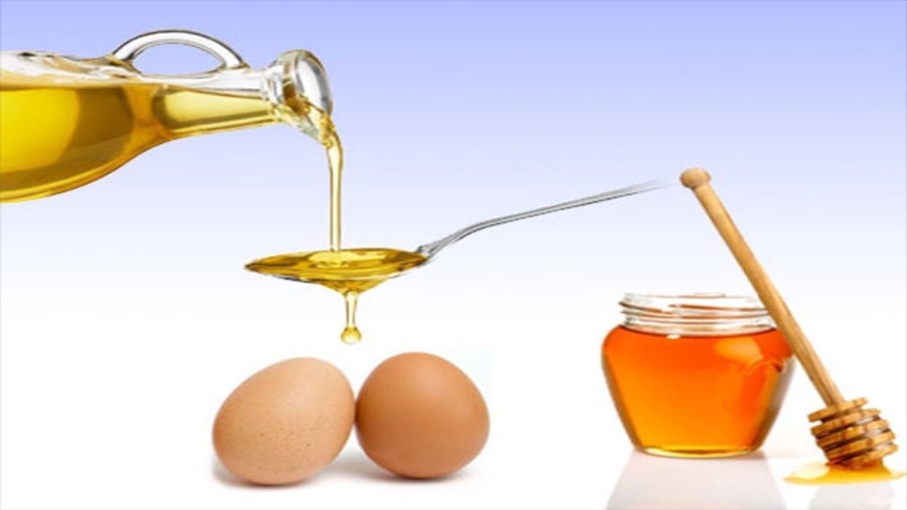 نتيجة بحث الصور عن ماسك البيض والعسل: