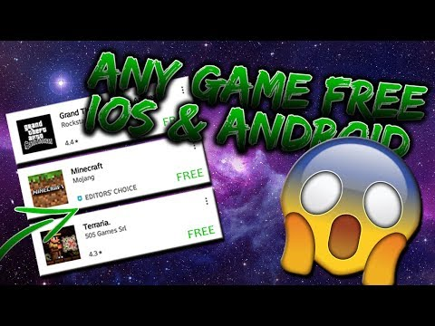 HOW TO GET ANY PAID GAME FOR FREE IOS & ANDROID 2018! [EASY VOICE TUTORIAL] [AUGUST 2018] 100% LEGIT