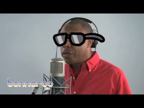 "DJ Yoda feat. Michael Winslow - ""The Sound FX Man"" (Exclusive Video)   Bonnaroo365"