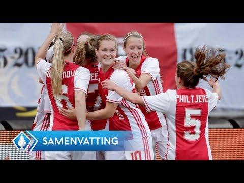 Highlights KNVB Bekerfinale Ajax - PSV (2/6/2017)