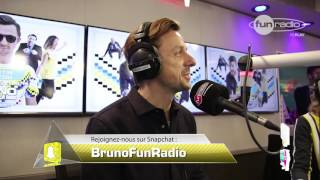 Martin Solveig Chez Bruno dans la Radio (25/11/2016) - Best Of de Bruno dans la Radio