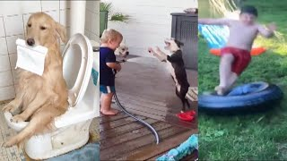 Try Not To Laugh Watching Funny baby Fails Compilation 2020 Part 22 Funny Vines Compilation