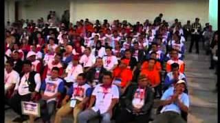 Debat Publik Calon Bupati dan Calon Wakil Bupati Bangka Barat Pemilihan Tahun 2015 (bagian 3)