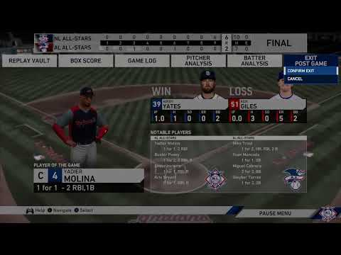 MLB The Show 19: All-Star Game 2019