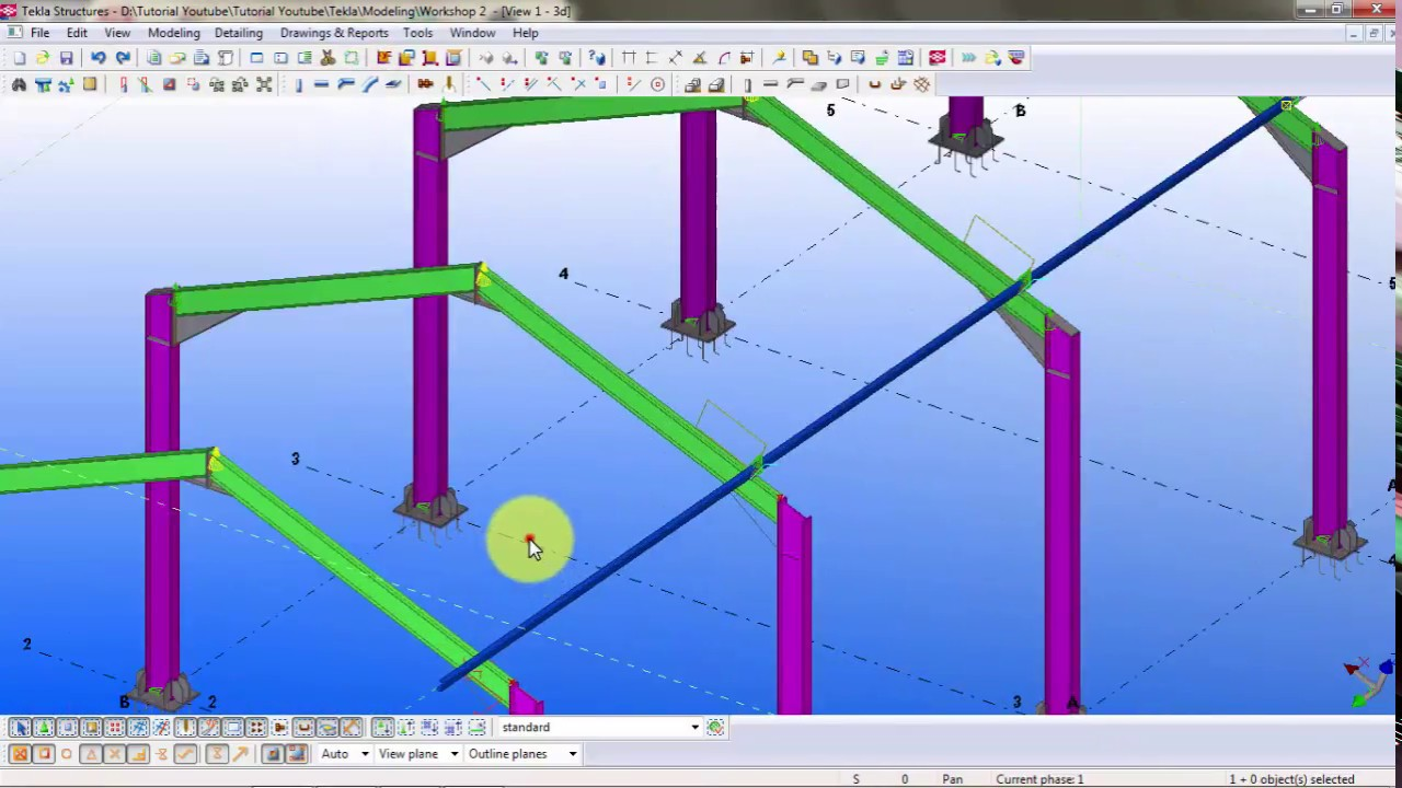 Tekla Structures V16 free download