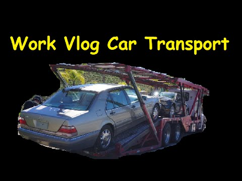Work Vlog Car Sold Cars & Old Classic Car Walkaround # 3 ~ BTS