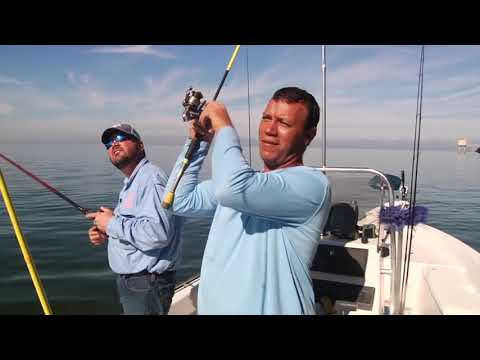Lake Pontchartrain Monster Trout Hunt - Louisiana - Sportsman TV Full Episode