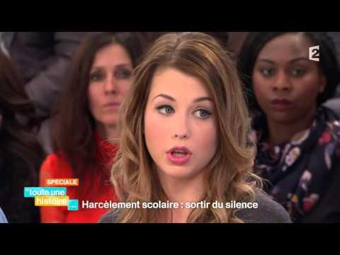 EnjoyPhoenix, Najat Vallaud-Belkacem parlent harcèlement scolaire - #REPLAY #touteunehistoire