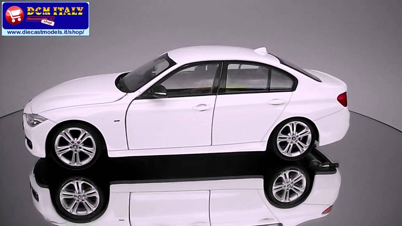 Welly Bmw 335i White Hd Youtube