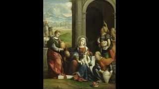 さんた丸や御かんなんの事』 The Sufferings of Saint Mary ~きりした...