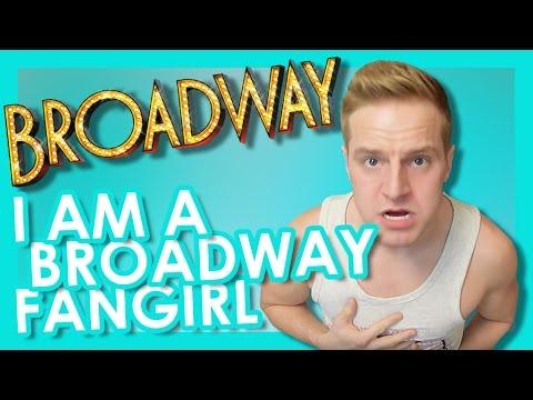 I'm A Broadway Fangirl | TYLER MOUNT