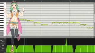 【MEGPOID V4】Megu Megu☆Fire Endless Night/メグメグ☆フャイヤーエンドレスナイト + VSQx【VOCALOID4カバー】