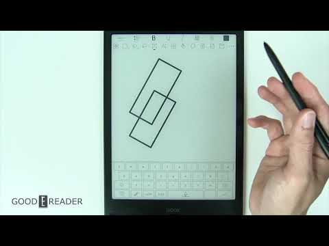 Onyx Boox Note 2 Note Taking Experience