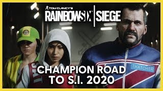 Rainbow Six Siege: Road to SI New Mode and Map Gameplay | Ubisoft [NA]