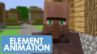 The Element Animation Villager Sounds Resource Pack (T.E.A.V.S.R.P.)