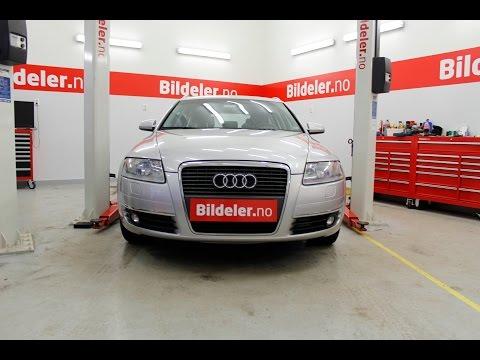 Audi A6: Hvordan hvordan bytte ytre drivledd - 2004 til 2011 mod. (4F)