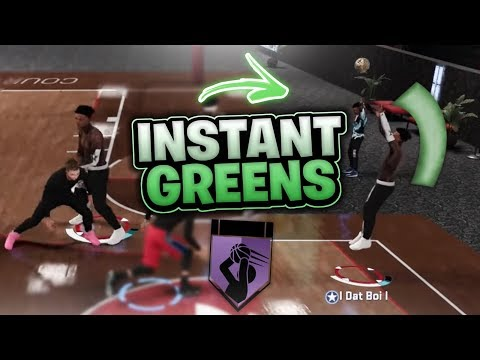 THIS BADGE WILL INCREASE GREEN PERCENTAGE BY 30% - NBA 2K18