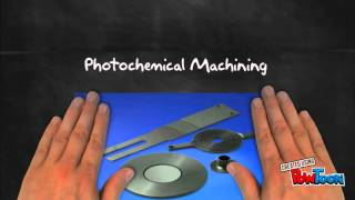 photochemical machining pcm Photochemical machining ( pcm ), also known as photochemical milling or photo etching , is a chemical milling process used to fabricate sheet metal components using a photoresist and etchants to corrosively machine away selected areas.