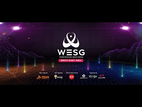 Aggressive vs 496 - WESG SEA 2019 - [LIVE DOTA ] WESG 2019 S