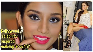 gf bf video song jacqueline inspired makeup and outfit