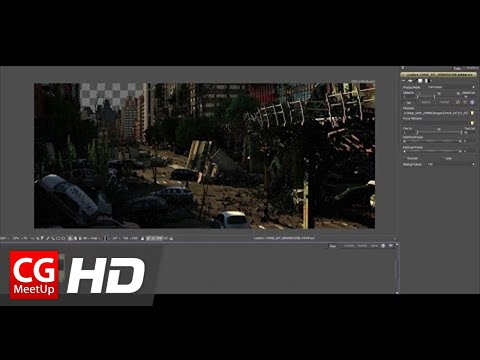CGI Tutorial HD: FUSION 101 Basics Tutorial by Alf Lovvold