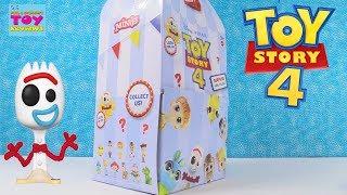 Історія Іграшок 4 Дісней Сюрприз Міні Фігурки Сліпий Сумка-Огляд Іграшки | PSToyReview