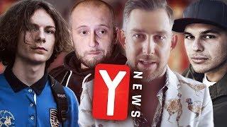 SOKÓŁ z TACO i PRO8L3M, SCHAFTERA płyta w ASFALT RECORDS, preorder MAŁPY | #Y.NEWS18