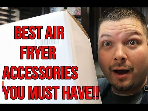 best-air-fryer-accessories-you-need---must-have-2019---air-fryer-review