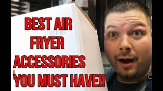 Best Air Fryer Accessories you need - Must Have 2019 - Air Fryer Review