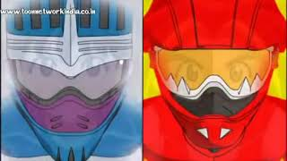 Idaten Jump   Episode 24 - Crash Flame Kaiser VS Neptune