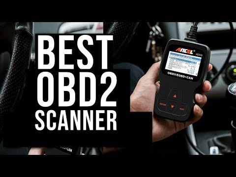 OBD2 Scanners : Best OBD2 Scanner 2019 (Buying Guide & Reviews)