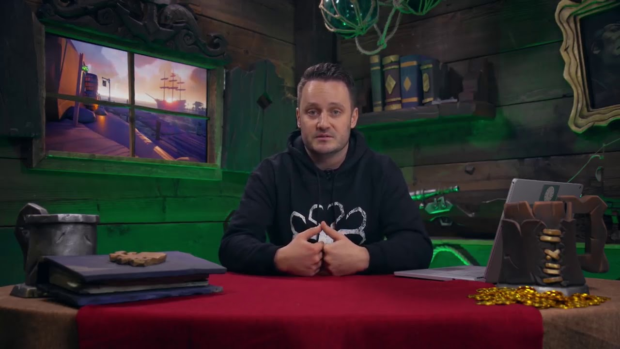Sea of Thieves The Pirate Code