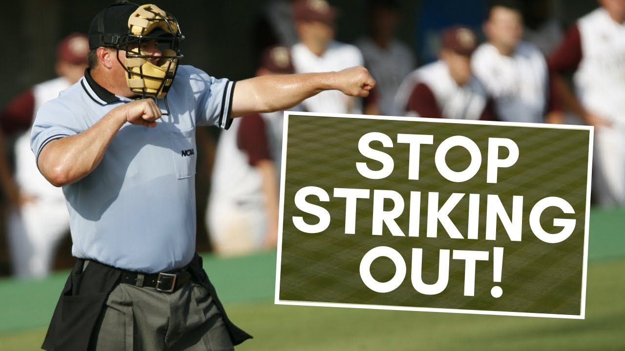 5 Reasons WHY You Keep Striking Out (And How To Fix It!)