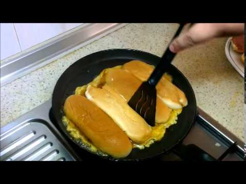 How To Make Roti John