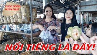 Về Trà Vinh Phần 3: Bánh Canh Bến Có – Bánh Tét Trà Cuôn #namviet