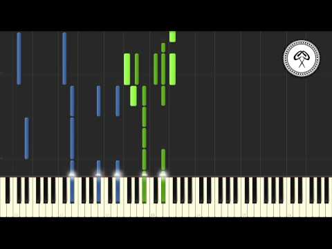 Demi Lovato - Let It Go (Frozen) Piano Tutorial & Midi Download