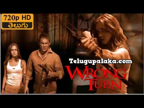 Download Wrong Turn 1 (2003) Telugu Dubbed Movie