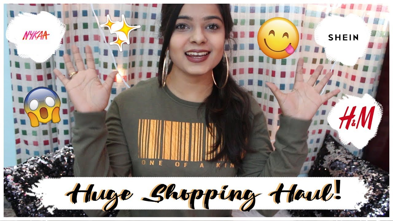 164a17df2c5c Huge Shopping Haul!