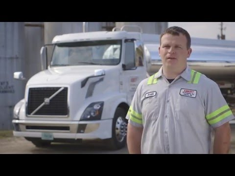 Volvo Trucks  - Fuel efficiency with Adaptive Gearing - Meet Our Customer: Abbott Oil