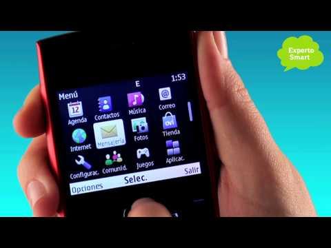 Nokia X2-01 - Cómo configurar tu correo