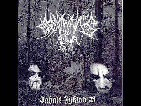 Ornaments Of Sin - Inhale Zyklon-B (FULL ALBUM)