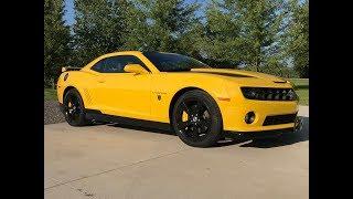 Chevrolet Camaro Transformers Special Edition 2012 Videos