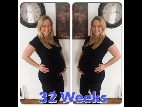 My Fit Pregnancy 32 Week Update | Third Trimester
