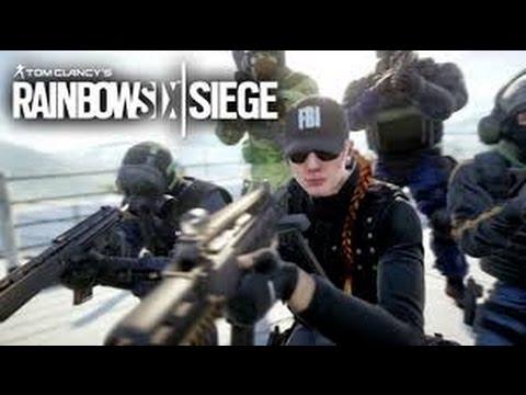 Rainbow Six Siege Hacking Montage