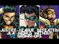 JUSTICE LEAGUE DEFEATED!? - JLA: World Without Grown Ups - Part 1