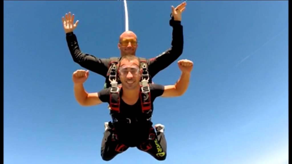 saut en parachute flyzone