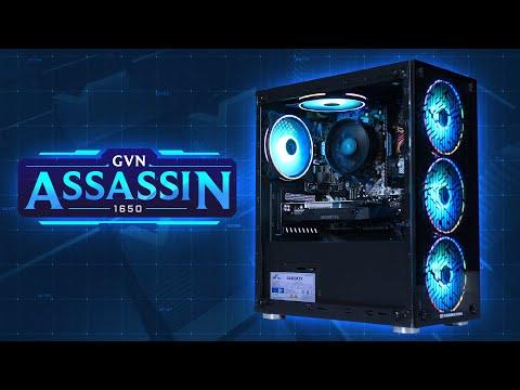 GVN Assassin - PC 10 triệu, dựng video, chơi mọi game như thế nào?