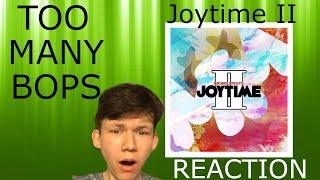 Marshmello - Joytime II REACTION/FIRST LISTEN + REVIEW/RATING
